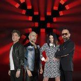 El jurado de 'Factor X' en Telecinco