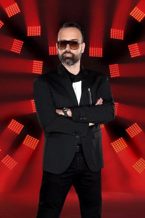 Risto Mejide, miembro del jurado de 'Factor X'