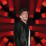 El locutor Xavi Martínez, juez de 'Factor X'
