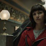Úrsula Coberó en el 1x03 de 'La Casa de Papel'