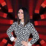 La cantante Laura Pausini es jurado en 'Factor X'