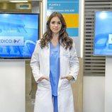 Elena Furiase es Eva Soria en 'Centro médico'