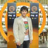 Jordi Cruz posa en la presentación de la sexta temporada de 'MasterChef'