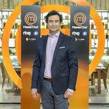 Pepe Rodríguez posa en la presentación de la sexta temporada de 'MasterChef'