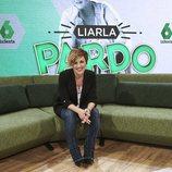 Cristina Pardo en la presentación de 'Liarla Pardo'