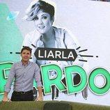 Jesús Cintora en la presentación de 'Liarla Pardo'