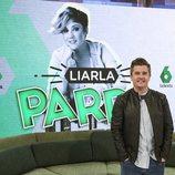 Luis Troya, colaborador del magacín 'Liarla Pardo'