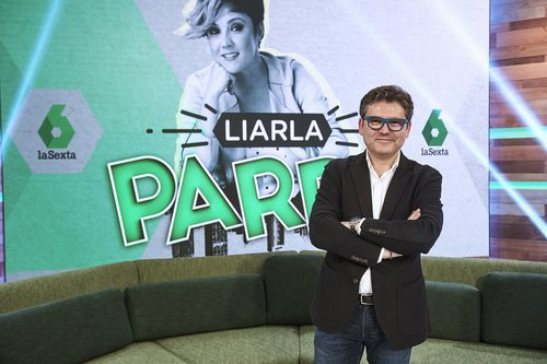 Marc Vidal en 'Liarla Pardo'
