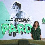 María Juan en 'Liarla Pardo'