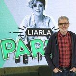 Mikel Iturriaga en 'Liarla Pardo'