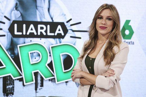 Paula de Fraile en 'Liarla Pardo'