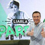 Roberto Brasero en 'Liarla Pardo'