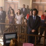 Kerim se enfrenta a las acusaciones contra él en la segunda temporada de 'Fatmagül'