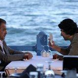 Kerim tiene un tenso encuentro con su padre en la segunda temporada de 'Fatmagül'