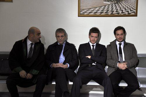 Münir, Resat, Selim y Erdogan en la segunda temporada de 'Fatmagül'
