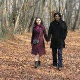 Fatmagül y Kerim pasean juntos en la segunda temporada de 'Fatmagül'