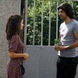 Beren Saat y Engin Akyürek en la segunda temporada de 'Fatmagül'