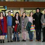 La familia y amigos de Fatmagül al completo en la segunda temporada de 'Fatmagül'