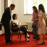 Meryem, Kadir y Fatmagül hablan con Asu en la segunda temporada de 'Fatmagül'
