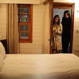 Kerim y Fatmagül buscan refugio de la lluvia en la segunda temporada de 'Fatmagül'