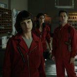 Parte del equipo del Profesor se reúne en el 1x03 de 'La Casa de Papel'