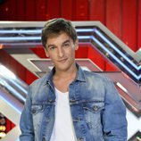 El periodista y locutor Xavi Martínez, jurado de 'Factor X'