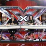 El jurado de 'Factor X', listo para evaluar a los candidatos
