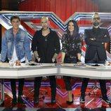 El jurado español de 'Factor X'