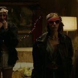 Tokio y Nairobi, listas para salir de fiesta en el 1x04 de 'La Casa de Papel'