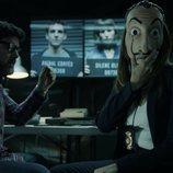Murillo trata de ponerse en la piel de los atracadores en el 1x05 de 'La Casa de Papel'