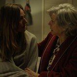 Murillo comparte sus inquietudes con su madre en el 1x05 de 'La Casa de Papel'