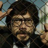 El Profesor sale de su escondite en el 1x05 de 'La Casa de Papel'