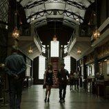 Tokio y Río visitan la Fábrica Nacional de Moneda y Timbre en el 1x05 de 'La Casa de Papel'