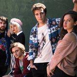 María de Natí encabeza el reparto de 'Bajo la red', serie juvenil de Playz