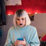 Angy es Mireia en la serie de Playz, 'Bajo la red'
