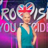 SuRie, participante de Reino Unido en Eurovision 2018