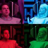 Jonah Hill y Emma Stone se someten a una sesión de psiquiatría en 'Maniac'