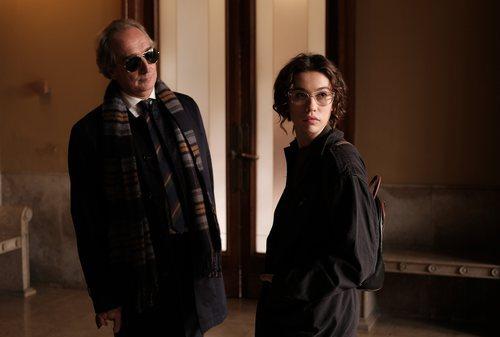 Gonzalo de Castro y Greta Fernández en 'Matar al padre'
