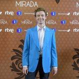 José Luis Barquero en la presentación de 'La otra mirada'