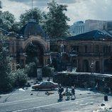 Imágenes de Copenhage en el futuro postapocalíptico de 'The Rain'