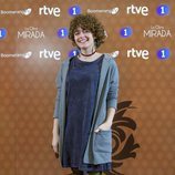 Elena Gallardo en la presentación de 'La otra mirada'