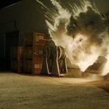 Una explosión para destruir una puerta en el 1x08 de 'La Casa de Papel'