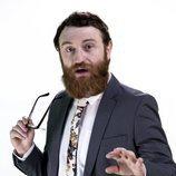 Manuel Burque, colaborador de la tercera temporada de 'CCN: Comedy Central News'
