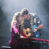 "Amaia y Alfred interpretan ""Tu canción"" en la ESPreParty 2018"