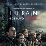 Póster de 'The Rain', la primera serie original danesa de Netflix