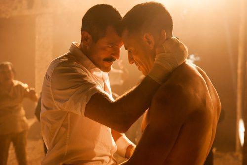 Isak Ferriz y Nene interpretarán Daniel y Clemento, dos hermanos en 'Gigantes'