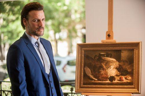 Daniel Grao es Tomás, uno de los protagonistas de 'Gigantes' en Movistar+