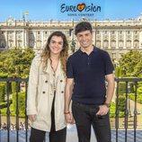 """Amaia y Alfred, preparados para enamorar a Europa con """"Tu canción"""" en Eurovisión 2018"""