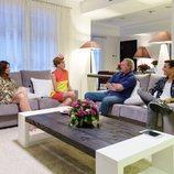 Ágatha Ruiz de la Prada, Julio Iglesias Jr. y Mariló Montero en 'Mi casa es la vuestra'