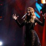 Franka Batelic, representante de Croacia en Eurovision 2018, realiza su primer ensayo